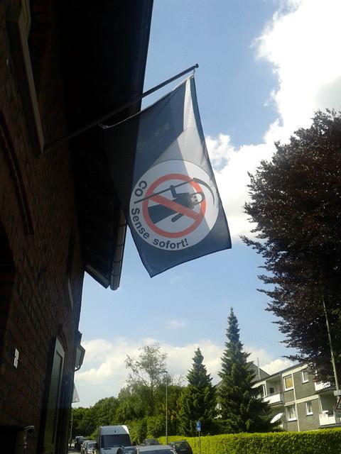 BmU zeigt Flagge Bild 3